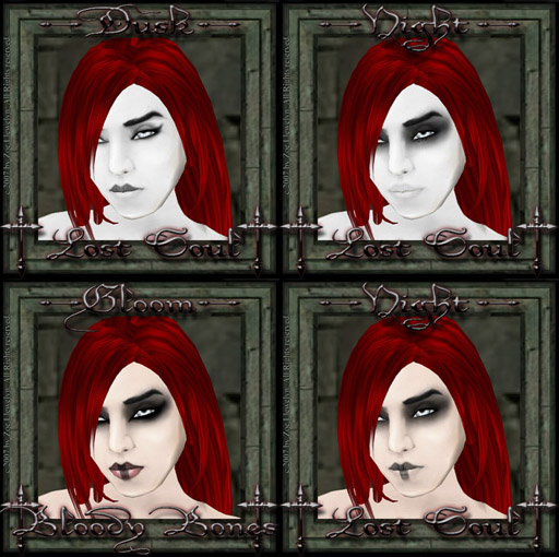 goth makeup styles. Looks goth makeup styles.